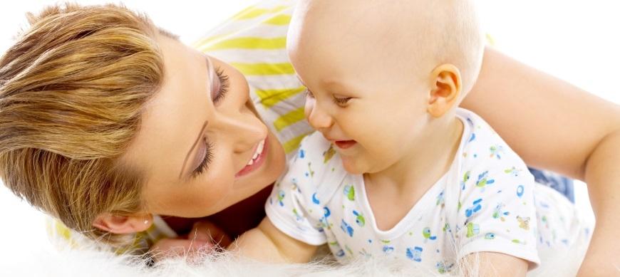 Milde Baby und Kinder Pflege