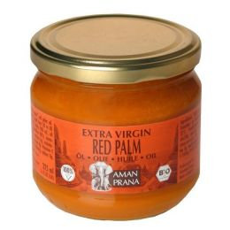 Rotes Palmöl nativ extra 325 ml bio