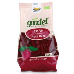Goodel Nudeln Rote Bete Bio