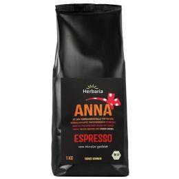 Espresso Anna Bohne 1 kg bio