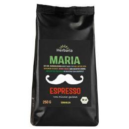 Espresso Maria gemahlen 250 g bio