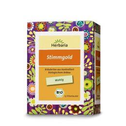 Well-Being Kräutertee Stimmgold bio