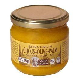 Kokos-, Oliven- und Palmöl 325 ml bio