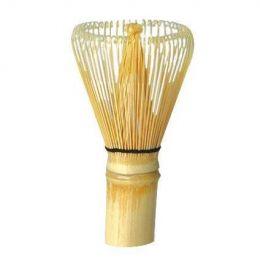 Bambusbesen Matcha