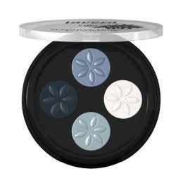 Beautiful Mineral Eyeshadow Quattro 07