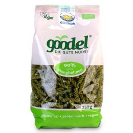 Goodel Nudeln Mungbohnen - Leinsaat Bio
