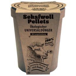 Schafwoll-Pellets Universaldünger