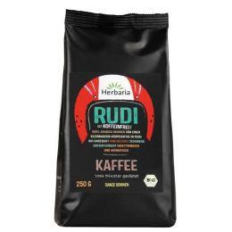 Kaffee Rudi entkoffeiniert Bohne 250 g bio