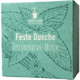 Feste Dusche Zitronengras-Minze Nr. 136