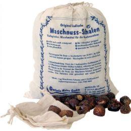 Waschnuss-Schalen