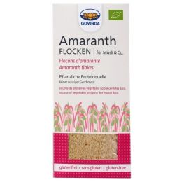Amaranth Flocken bio
