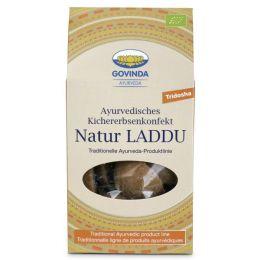 Ayurvedisches Kichererbsenkonfekt Laddu Natur bio