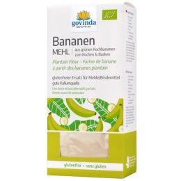 Bananenmehl bio
