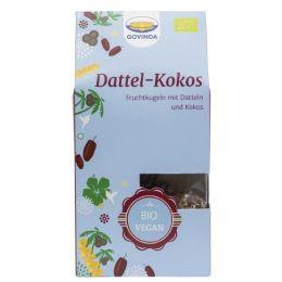 Dattel-Kokos Fruchtkugeln bio