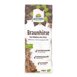 Braunhirse Mehl bio 1 Kg