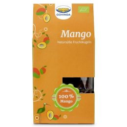 Mango Fruchtkugeln bio