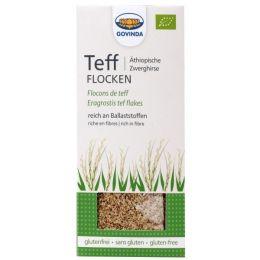 Teff Flocken bio
