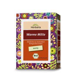 Well-Being Kräutertee Warme Mitte bio