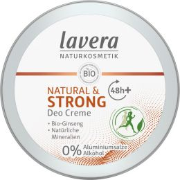 Deo Creme NATURAL & STRONG