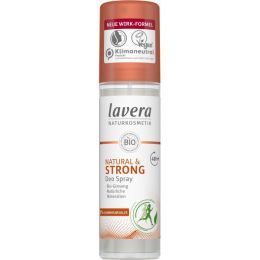 Deo Spray NATURAL & STRONG