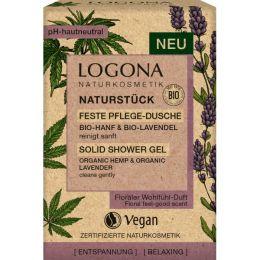 Feste Pflege-Dusche Bio-Hanf & Bio-Lavendel
