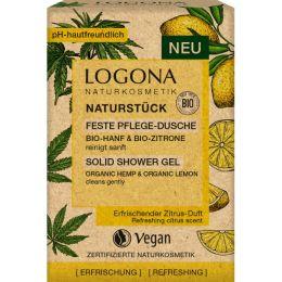 Feste Pflege-Dusche Bio-Hanf & Bio-Zitrone