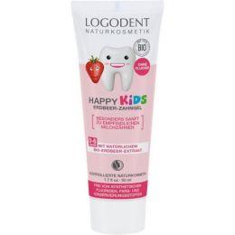 HAPPY KIDS Erdbeer Zahngel