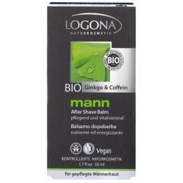Mann After Shave Balm Bio Ginkgo & Coffein