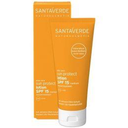 Aloe Vera Sun Protect Lotion SPF 15