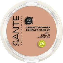 """Compact Make-up """"Cream to Powder"""" 02 Warm Meadow"""