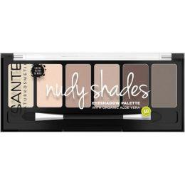 Eyeshadow Palette Nudy Shades