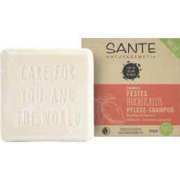 Family Festes Feuchtigkeits Pflege-Shampoo Bio-Mango & Aloe Vera