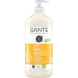 Family Repair Shampoo Bio-Olivenöl & Erbsenprotein 500 ml