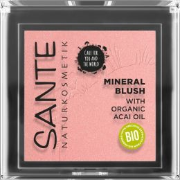 Mineral Blush 01 Mellow Peach