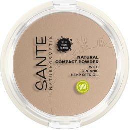 Natural Compact Powder 02 Neutral Beige