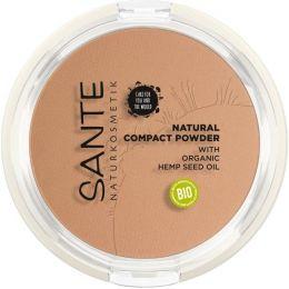Natural Compact Powder 03 Warm Honey