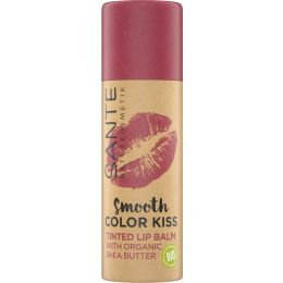 Smooth Color Kiss 02 Soft Red
