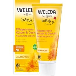 Calendula Baby Pflegecreme Körper & Gesicht