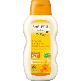 Calendula Baby Pflegeöl Parfümfrei